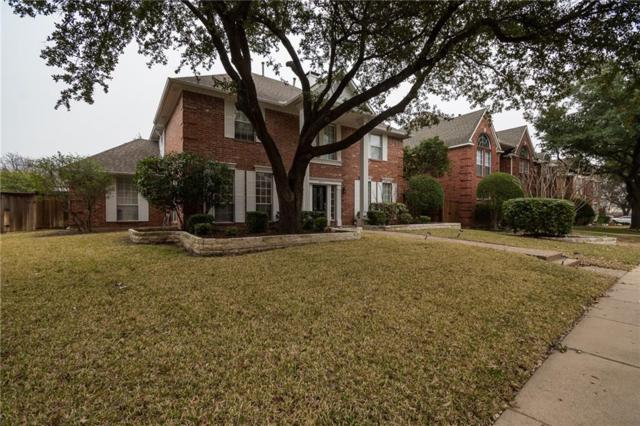 4217 Donnington Drive, Plano, TX 75093 (MLS #14027644) :: Roberts Real Estate Group