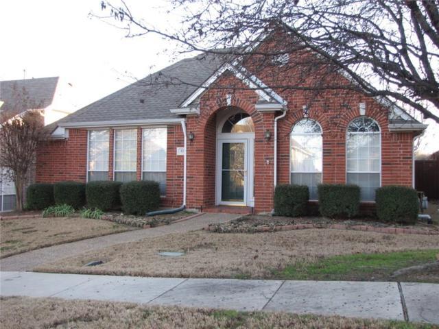 428 Vista Noche Drive, Lewisville, TX 75067 (MLS #14027674) :: Roberts Real Estate Group