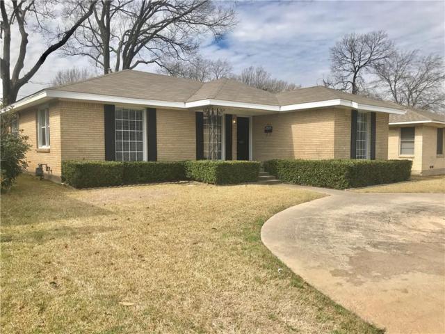 4233 Skillman Street, Dallas, TX 75206 (MLS #14027686) :: Roberts Real Estate Group