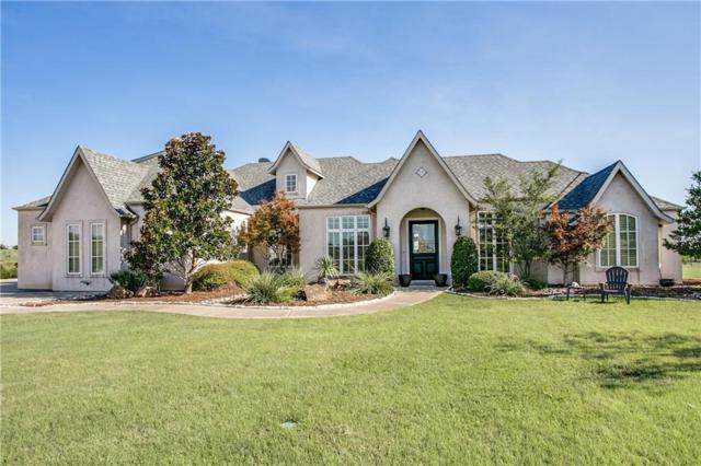 4520 Cougar Ridge, Fort Worth, TX 76126 (MLS #14027710) :: Team Hodnett