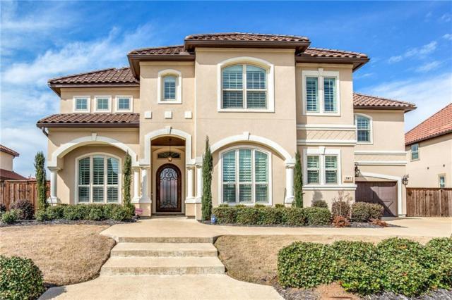 947 Running Bay, Frisco, TX 75036 (MLS #14027722) :: Real Estate By Design