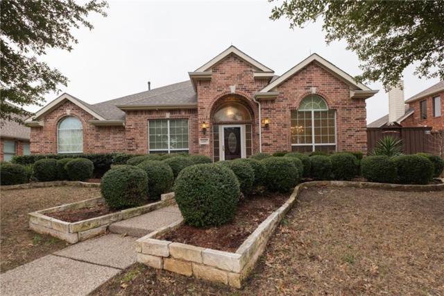 12687 Blue Ridge Drive, Frisco, TX 75033 (MLS #14027743) :: RE/MAX Landmark