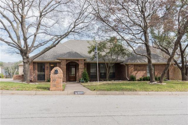 2005 Lakehill Court, Arlington, TX 76012 (MLS #14027744) :: RE/MAX Town & Country