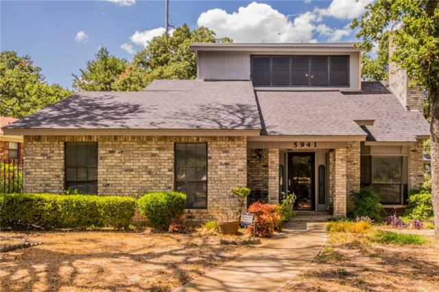 5941 Truman Drive, Fort Worth, TX 76112 (MLS #14027745) :: The Rhodes Team