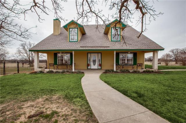 319 Campbell Lane, Springtown, TX 76082 (MLS #14027775) :: Team Hodnett