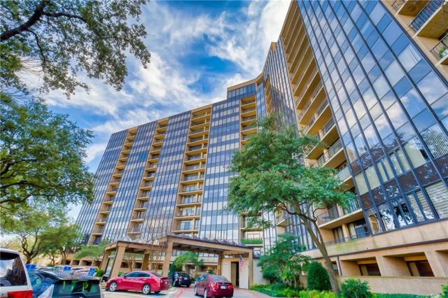 5200 Keller Springs Road #915, Dallas, TX 75248 (MLS #14027816) :: Real Estate By Design