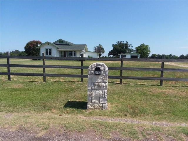 3553 County Road 1165, Brashear, TX 75420 (MLS #14027818) :: Team Hodnett