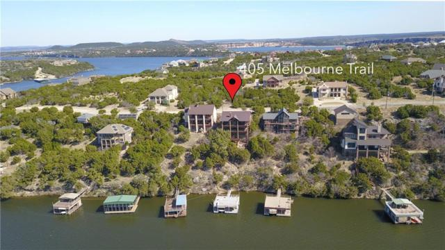 405 Melbourne Trail, Possum Kingdom Lake, TX 76449 (MLS #14027854) :: The Chad Smith Team