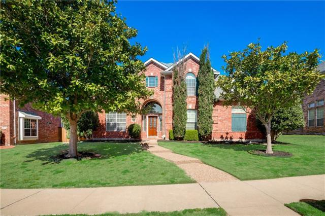 10156 Burnt Mill Lane, Frisco, TX 75035 (MLS #14027895) :: The Heyl Group at Keller Williams