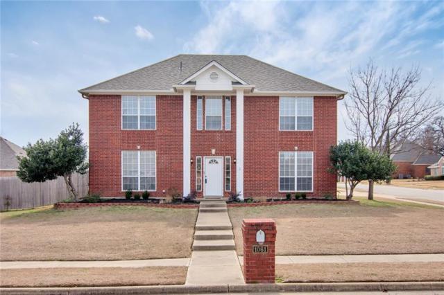 1061 Oak Valley Court, Keller, TX 76248 (MLS #14027932) :: The Heyl Group at Keller Williams