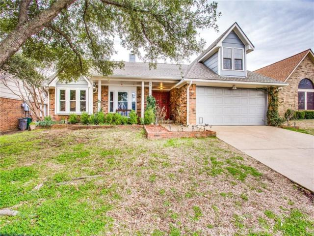 3411 Bellview Drive, Corinth, TX 76210 (MLS #14027964) :: The Mitchell Group