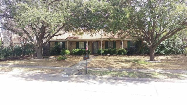 6400 Gila Court, Plano, TX 75023 (MLS #14027978) :: RE/MAX Town & Country