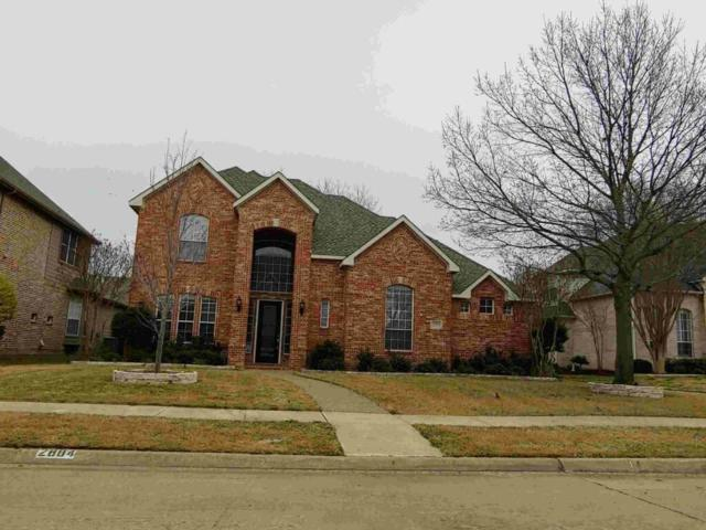 2804 Crested Butte Drive, Richardson, TX 75082 (MLS #14027983) :: Real Estate By Design