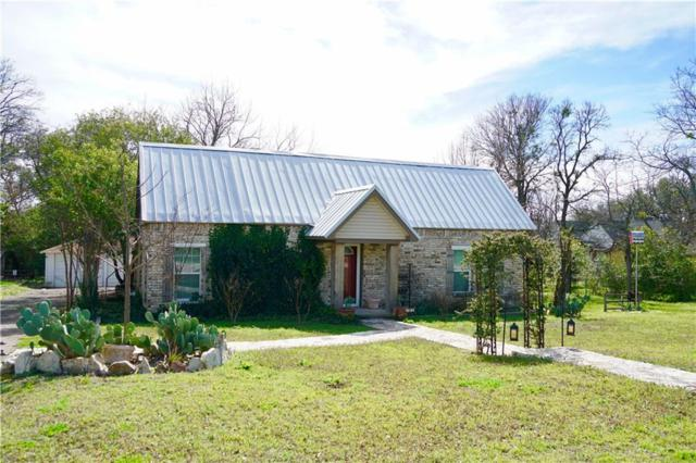 107 W College Street, Hico, TX 76457 (MLS #14028017) :: RE/MAX Town & Country