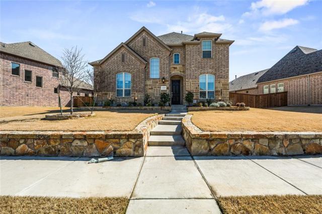 13664 Brownfield Lane, Frisco, TX 75035 (MLS #14028023) :: The Rhodes Team