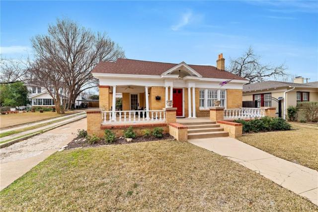2512 Rogers Avenue, Fort Worth, TX 76109 (MLS #14028058) :: Real Estate By Design