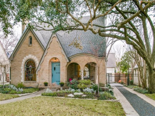6431 Velasco Avenue, Dallas, TX 75214 (MLS #14028107) :: Robbins Real Estate Group