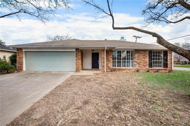 3900 Wendover Drive, Fort Worth, TX 76133 (MLS #14028168) :: Team Hodnett