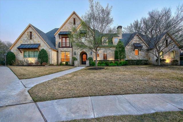 2213 Patterson Way, Southlake, TX 76092 (MLS #14028180) :: Team Hodnett