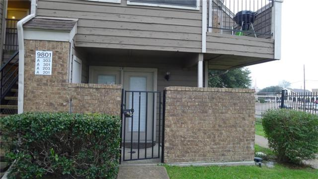 9801 Walnut Street A103, Dallas, TX 75243 (MLS #14028200) :: The Mitchell Group