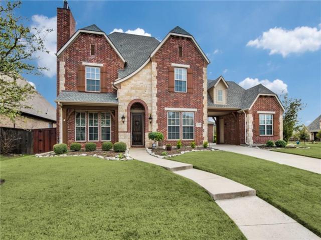 3508 Millbank, The Colony, TX 75056 (MLS #14028204) :: Kimberly Davis & Associates
