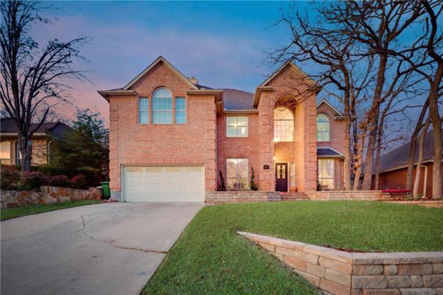1804 Sandalwood Lane, Grapevine, TX 76051 (MLS #14028242) :: The Rhodes Team