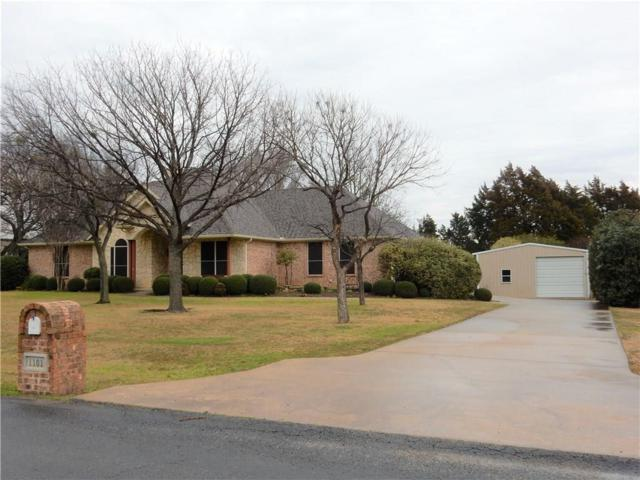 1101 Parkway Lane, Pilot Point, TX 76258 (MLS #14028356) :: RE/MAX Town & Country