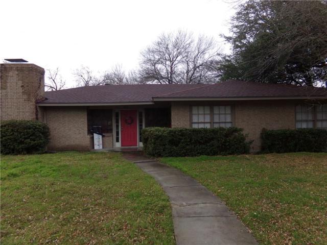 1801 Alexander, Waxahachie, TX 75165 (MLS #14028404) :: RE/MAX Town & Country