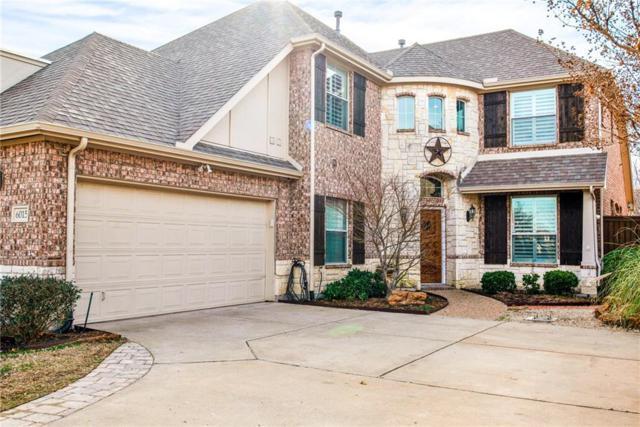 6015 Hidden Creek Lane, Frisco, TX 75036 (MLS #14028411) :: Hargrove Realty Group