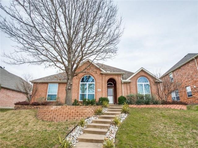 6908 Emerald Coast Drive, Plano, TX 75074 (MLS #14028458) :: The Rhodes Team