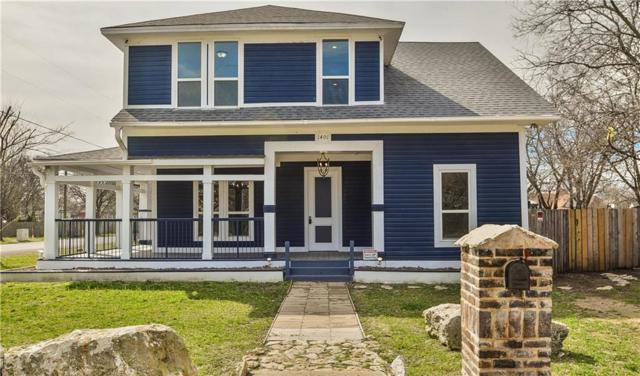 1401 N Wilhite Street, Cleburne, TX 76031 (MLS #14028490) :: North Texas Team   RE/MAX Lifestyle Property