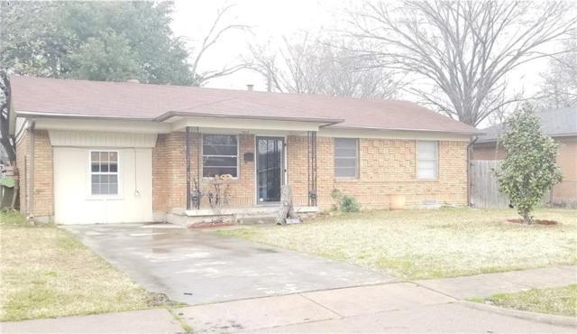 1829 Buena Vista Street, Mesquite, TX 75149 (MLS #14028518) :: Lynn Wilson with Keller Williams DFW/Southlake