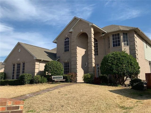 8732 Shadow Trace Drive, Fort Worth, TX 76244 (MLS #14028520) :: Hargrove Realty Group