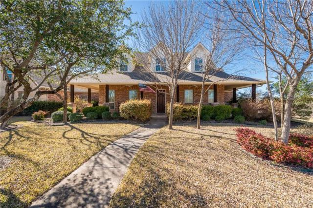 339 Silver Canyon Drive, Fort Worth, TX 76108 (MLS #14028627) :: The Hornburg Real Estate Group