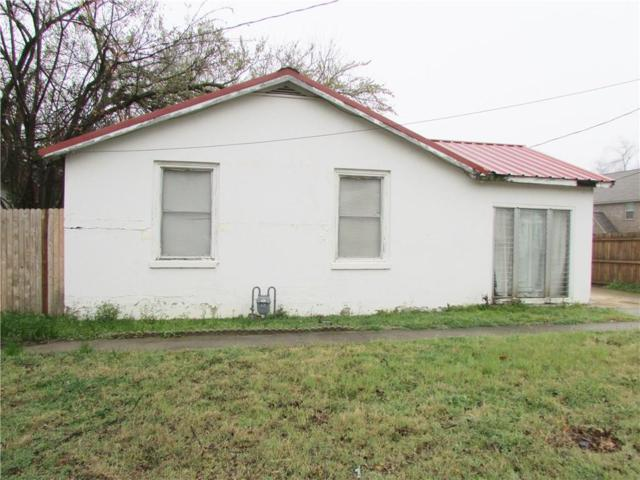 1140 W Frey Street, Stephenville, TX 76401 (MLS #14028629) :: RE/MAX Town & Country