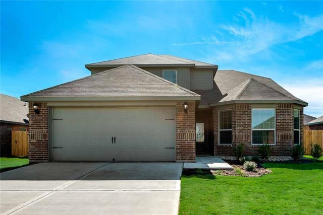 1637 Conley Lane, Crowley, TX 76036 (MLS #14028765) :: The Mitchell Group