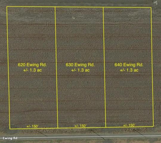 640 Ewing Road, Ferris, TX 75125 (MLS #14028803) :: The Chad Smith Team
