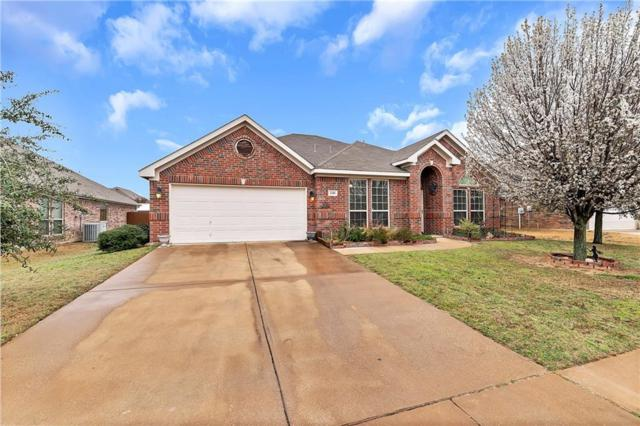 2205 Trevor Drive, Weatherford, TX 76087 (MLS #14028806) :: RE/MAX Town & Country