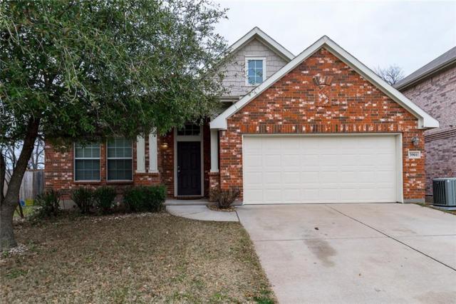 3901 Denridge Lane, Fort Worth, TX 76262 (MLS #14028906) :: The Chad Smith Team