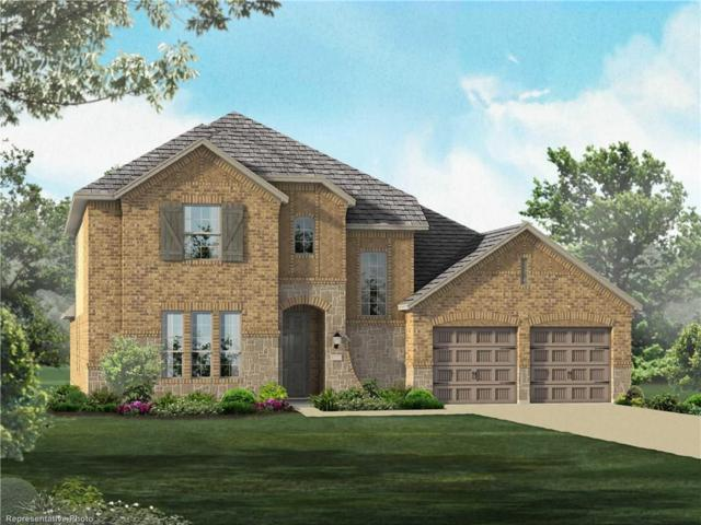 1417 12th Street, Argyle, TX 76226 (MLS #14028996) :: The Real Estate Station