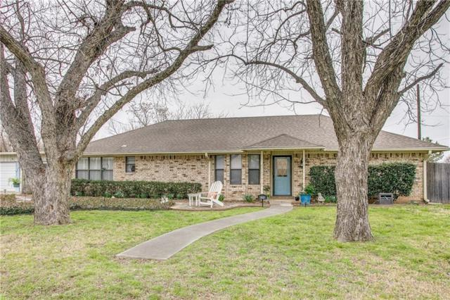 212 N Ewing Street, Boyd, TX 76023 (MLS #14029044) :: RE/MAX Town & Country