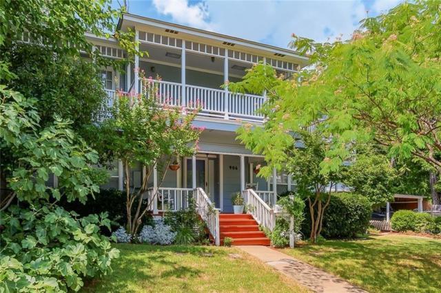 906 Howell Street, Mckinney, TX 75069 (MLS #14029046) :: North Texas Team   RE/MAX Lifestyle Property
