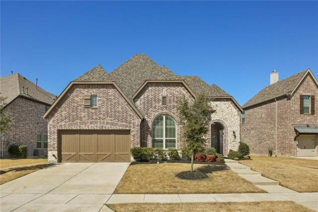 1317 Gristmill Lane, Celina, TX 75009 (MLS #14029086) :: Real Estate By Design