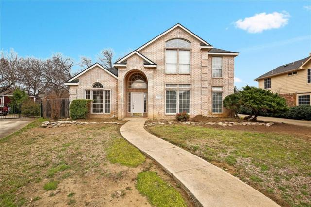 1724 Newcastle Drive, Mansfield, TX 76063 (MLS #14029092) :: Robbins Real Estate Group
