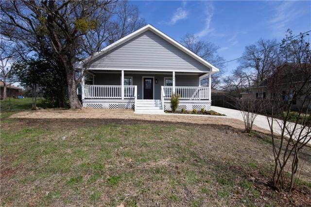 1306 N Preston Street, Ennis, TX 75119 (MLS #14029107) :: The Heyl Group at Keller Williams