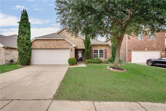 604 Creekside Drive, Little Elm, TX 75068 (MLS #14029128) :: The Hornburg Real Estate Group