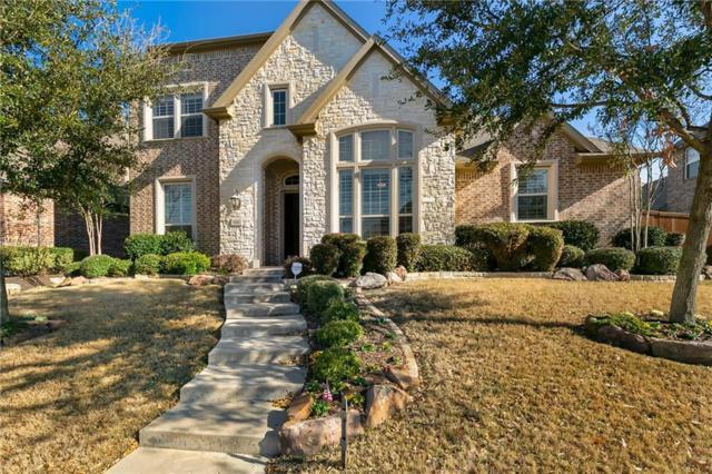 846 Deerfield Road, Allen, TX 75013 (MLS #14029131) :: RE/MAX Town & Country