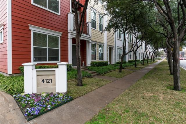4121 Mckinney Avenue #10, Dallas, TX 75204 (MLS #14029195) :: The Good Home Team
