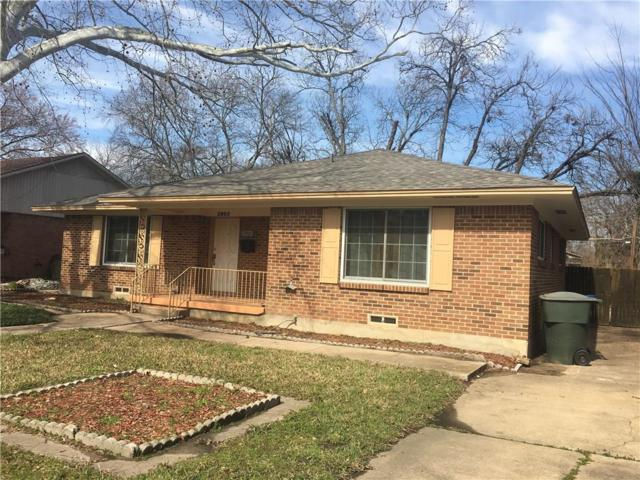 3905 Douglas Drive, Garland, TX 75041 (MLS #14029228) :: RE/MAX Town & Country