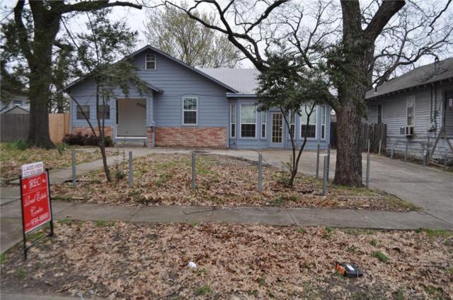 506 N Dallas Street, Ennis, TX 75119 (MLS #14029350) :: Robbins Real Estate Group